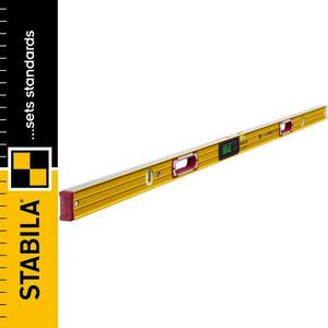 Poziomica elektroniczna magnetyczna STABILA 196-2-M Electronic IP65 - 183cm - 2101956972