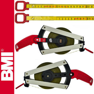 BMI - Taśma BMI ISOLAN ERGOLINE 30m powlekana poliamidem - 2101955861