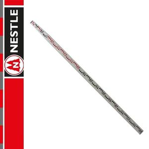 Łata niwelacyjna fiberglasowa NESTLE 7,0m - 2101957089