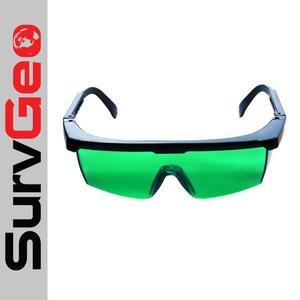 Okulary laserowe do odczytu promienia lasera zielonego - 2101957102