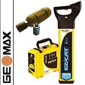 Zestaw - EZiCAT i550 + EZiTEX t100 + sonda - 2101957214