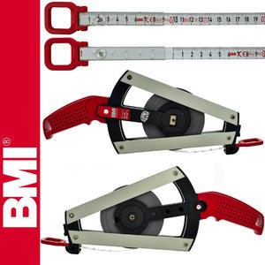 BMI - Taśma BMI WEISSLACK ERGOLINE 30m stalowa, lakierowana - 2101955862