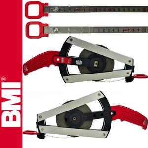 BMI - Taśma BMI PONTARIT ERGOLINE 30m chromoniklowa, niełamliwa, nierdzewna - 2101955864