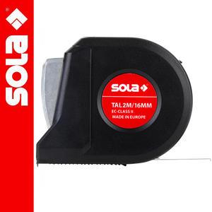 Miara zwijana stalowa z blokadą SOLA TAL 2 2m - 2852725007