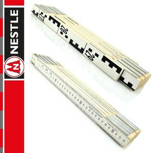 NESTLE Przymiar składany do niwelacji 3m, miarka / 10 x 38 cm - 2852725010