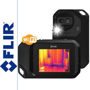 Kamera termowizyjna FLIR C3 Wi-Fi **** PROMOCJA **** - 2862774227