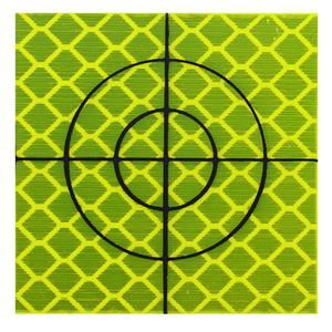 Folia dalmiercza żółta, tarczka 60mm x 60mm - 2863694525