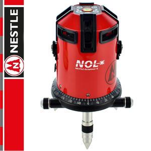 NESTLE OCTOLINER NOL 360 GREEN laser wielopłaszczyznowy - 2872844205