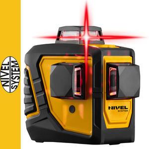 Laser krzyżowy Nivel System CL3D - 2873704767