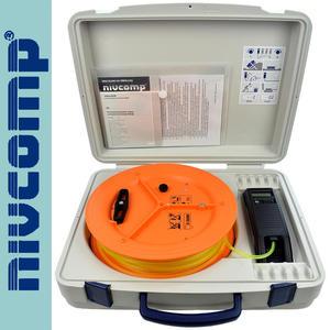 Poziomnica wężowa elektroniczna nivcomp H-25-PRO - 2101956043