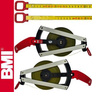 BMI - Taśma BMI ISOLAN ERGOLINE 50m powlekana poliamidem - 2101956094