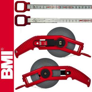BMI - Taśma BMI WEISSLACK BASIC 50m stalowa, lakierowana - 2101956099