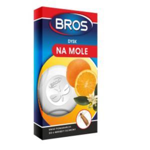 Dysk na mole- kwiat pomarańczy - 2824309579