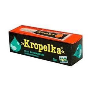 Klej błyskawiczny KROPELKA POXIPOL- 2ml
