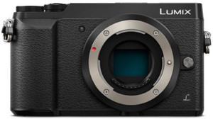 Panasonic Lumix DMC-GX80 Body czarny - 2854586833