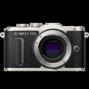Aparat Olympus PEN E-PL8 + 14-42 EZ Pancace czarny - 2877839934