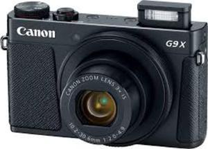 Aparat Canon Powershot G9X Mark II czarny - 2854587314