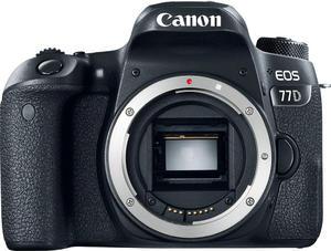 Aparat Canon EOS 77D Body Canon Polska 24 miesiace gwarancji - 2854587317