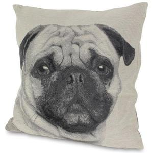 Poduszka dekoracyjna z psem - 2855275281