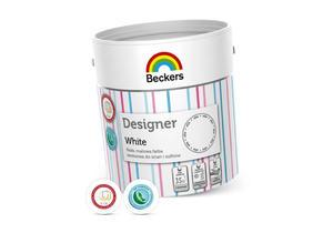 BECKERS DESIGNER White Farba lateksowa bia - 2824312640