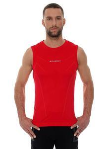 Brubeck Koszulka męska ATHLETIC bez rękawów SL10190 - 2859710539