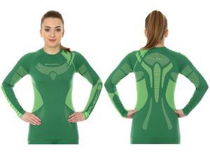 Brubeck Damska bluza termoaktywna z długim rękawem Dry LS13070 - 2857909644