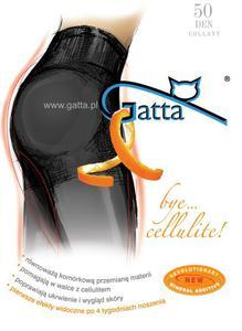 Gatta Bye Cellulite 50 den - rajstopy wyszczuplające - 2824975451