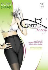 Gatta Body Shaper 20 - rajstopy wyszczuplające 20 den - seria Gatta Beauty - 2857909737