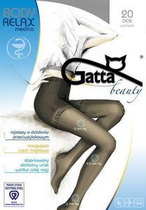 Gatta Body Relaxmedica 20 den - rajstopy zdrowotne - 2857909739
