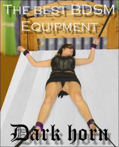 Dark Horn Giant Violet zestaw BDSM - 2832872569