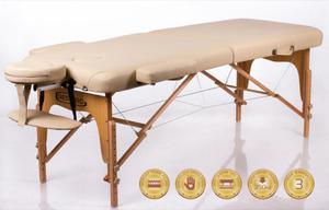 Składany stół do masażu Memory 2 - 2843442505