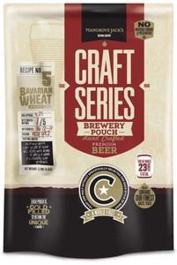 Brewkit Mangrove Jack's Craft Series 2,2kg - BAVARIAN WHEAT - 2836209007
