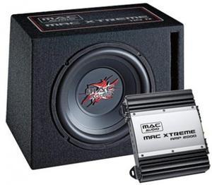 Subwoofer MAC AUDIO Mac Xtreme 2000 - 2861201676