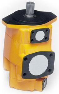 01539192 Pompa hydrauliczna łopatkowa dwustrumieniowa B&C BQ54G6038 (objętość geometryczna: 193,4+121,6 cm - 2827340060