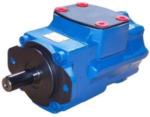 01539225 Pompa hydrauliczna łopatkowa dwustrumieniowa B&C T6CCW-025-012-2R00-C100 (objętość robocza: 79,3 + 37,1 cm - 2827340093