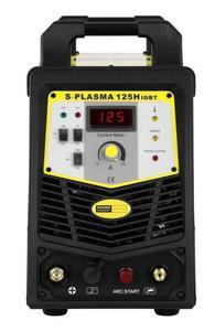 DOSTAWA GRATIS! 45643385 Przecinarka plazmowa Stamos S-PLASMA 125H, 400V, 3-Fazowe (prąd cięcia:...
