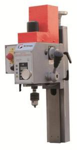 44350044 Przystawka frezująca Holzmann ED 750FADQ (skok frezu wzdłużnego: 50 mm, max. średnica frezu palcowego: 16 mm, moc: 750 W) - 2827346597