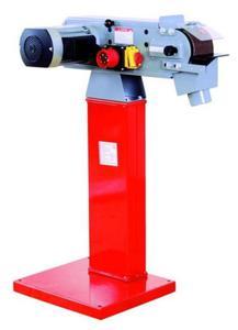 44350101 Szlifierka taśmowa do metalu Holzmann MSM 100L 400V (wymiary taśmy: 1220x100 mm, prędkość taśmy: 19 m/min, moc: 2,1 kW) - 2827346654