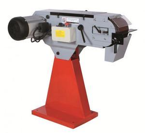 44350102 Szlifierka taśmowa do metalu Holzmann MSM 150 (wymiary taśmy: 2000x150 mm, prędkość taśmy: 18/37m/min, moc: 6 kW) - 2827346655