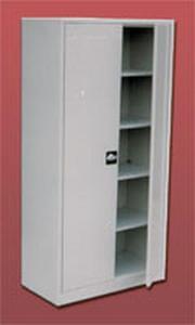77157172 Szafa narzędziowa, 4 półki regulowane (wymiary: 2000x800x460 mm) - 2835276195