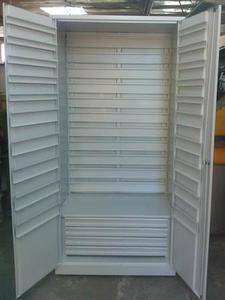 77157257 Szafa narzędziowa na pojemniki, 4 szuflady, bez pojemników (wymiary: 2000x900x500 mm) - 2835276280