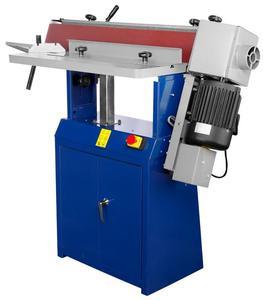 DOSTAWA GRATIS! 02861473 Szlifierka do drewna 400V (rozmiar taśmy: 2515x152 mm, moc silnika: 2,2 kW) - 2845906445