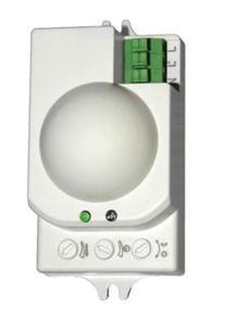 Czujnik ruchu mikrofalowy, do zabudowy DRM-01 F&F - 2832525348