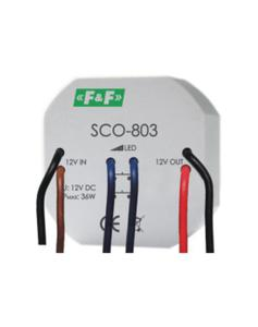 Ściemniacz oświetlenia LEDowego SCO-803 F&F