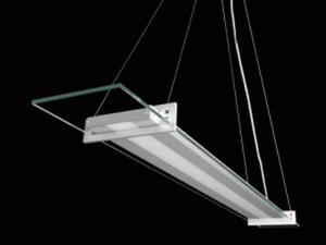 Lampa wisząca LED MODERNO ELEGANTE aluminium barwa biała ciepła MO-LWI-C-H-3-PL-PL-01 SKOFF - 2832527993