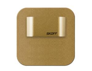Oprawa oświetleniowa LED SALSA mini Short mosiądz mat biała ciepła MS-SMI-M-H-1-PL-00-01 SKOFF - 2832528146