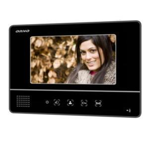 """Wideo monitor bezsłuchawkowy, kolorowy 7"""" OR-VID-YT-1007MV/B ORNO - 2832528454"""