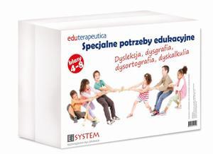 EISYSTEM EDUTERAPEUTICA Specjalne Potrzeby Edukacyjne dla klas 4-8 (EISYSTEMSPE4-8) - 2882792876