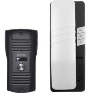 EURA Domofon jednorodzinny ADP-20A3 Biały (ELT-7017) - 2881686441