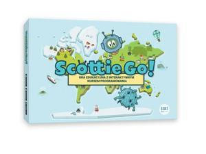 BeCREO Technologies Scottie Go! - innowacyjna gra do nauki programowania w wersji HOME (NTSGHOMEPL) - 2873409350